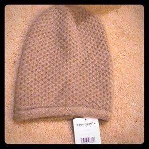 Brand new with tags free people beanie